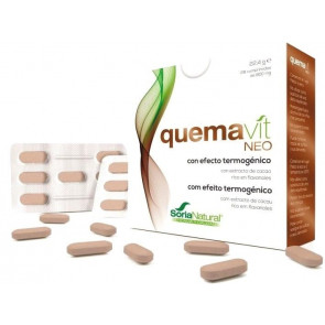 Quemavit Neo Fat Burner 28 tablets