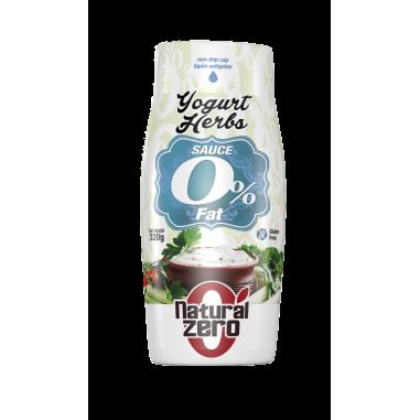 Yogurt-Fine Herbs Sauce Natural Zero 320g