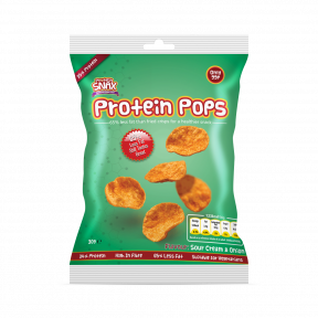 Protein Pops Sour Cream and Onion 30g