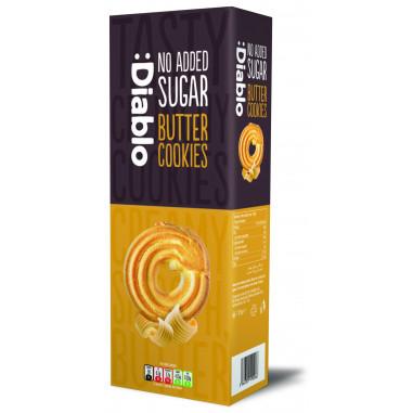 Cookies com manteiga sem adição de açúcar :Diablo 135g