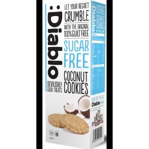 Cookies à la noix de coco sans sucre :Diablo 150g