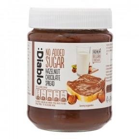 Crema de chocolate y avellanas sin azúcar añadido :Diablo 350 g