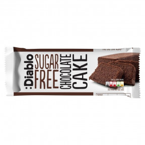 Chocolate cake sugar free :Diablo 200 g