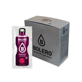 Pack 24 sobres Bebidas Bolero Frambuesa - 15% dto. adicional al pagar