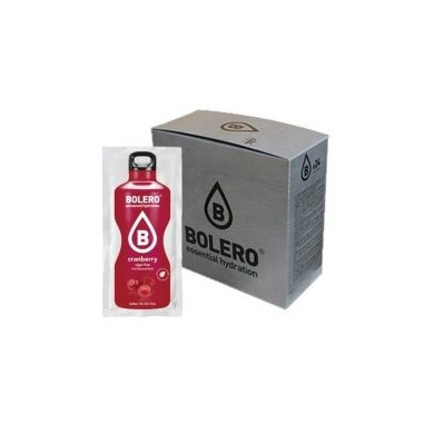 Pack 24 Sobres Bolero Drinks Sabor Arándanos Rojos