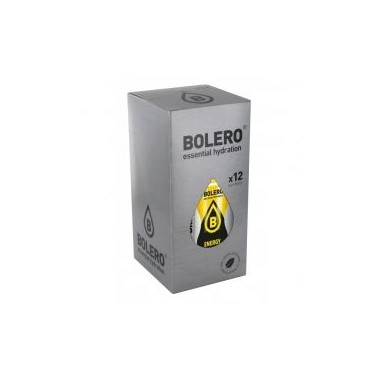 Pack 12 sachets Boissons Bolero Boost Energy - 10% de réduction supplémentaire lors du paiement