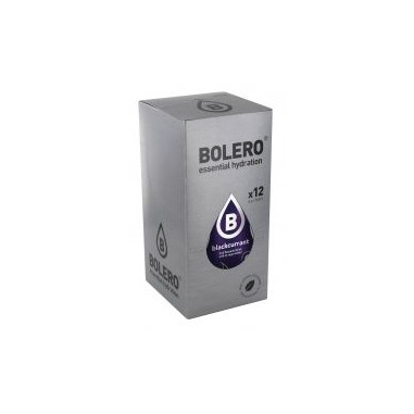 Pack 12 Sobres Bolero Drinks Sabor Grosellas
