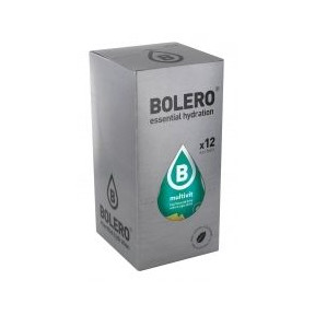 Pack de 12 Bolero Drinks multivit