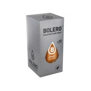 Pack de 12 Bolero Drinks gengibre