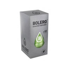 Pack de 12 Bolero Drinks Uva branca