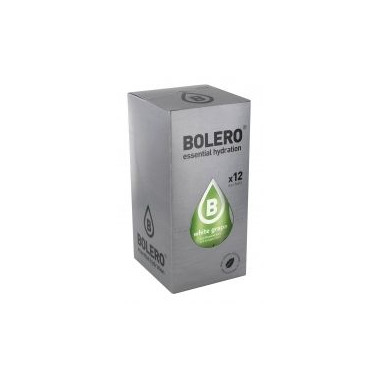 Pack de 12 Bolero Drinks Uva branca