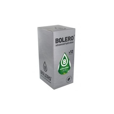 Pack 12 sachets Boissons Bolero Waldmeister (Aspérule) - 10% de réduction supplémentaire lors du paiement