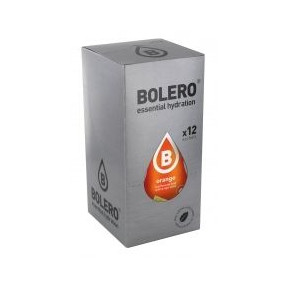 Pack 12 sachets Boissons Bolero Orange