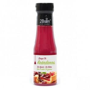 Sirop Myrtilles 0% 2bSlim 250 ml