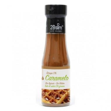 Sirop Caramel 0% 2bSlim 250 ml