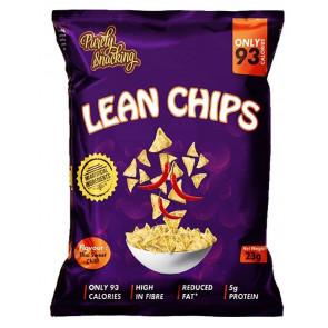 Lean Chips (Nachos de Proteina) Thai Sweet Chilli 23 g Purely Snacking