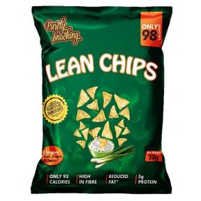 Lean Chips (Nachos de Proteina) Creme de Leite e Cebola 23 g Purely Snacking