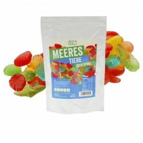 Bonbons low-carb mix de la mer 500 g LCW
