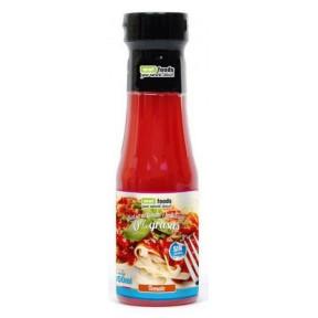Smart Foods 0% Molho Tomate e manjericão 350 ml