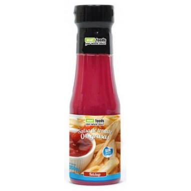 Smart Foods 0% Ketchup Tomato Sauce 350 ml