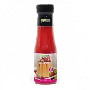 Smart Foods 0% Xarope de Morango 350 ml