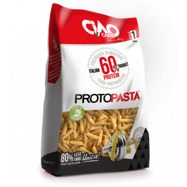 CiaoCarb Penne Protopasta Stage 1 Pasta 250 g