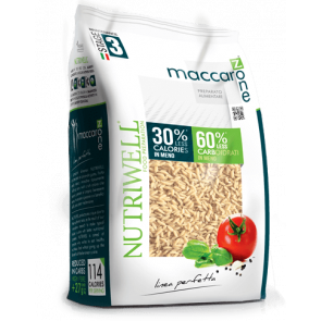 Pasta CiaoCarb Maccarozone Etapa 3 Riso 500 g