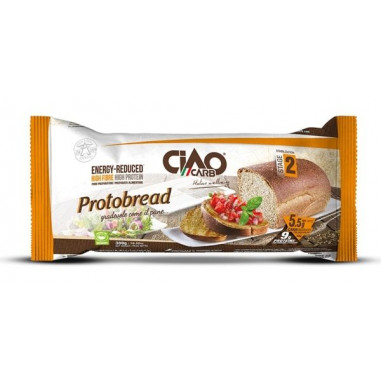 Pan CiaoCarb Protobread Fase 2 Natural