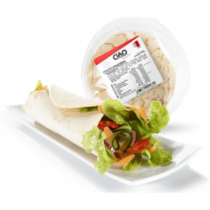 Tortillas CiaoCarb Protopiadina Fase 1 100 g 2 unidades