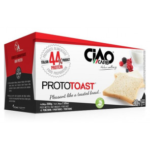 Biscottes Natures CiaoCarb Prototoast Phase 1 200 g