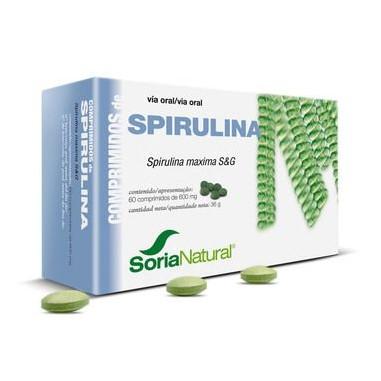 Spirulina Tablets