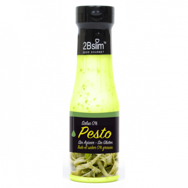 Salsa Pesto 0% 2bSlim 250 ml