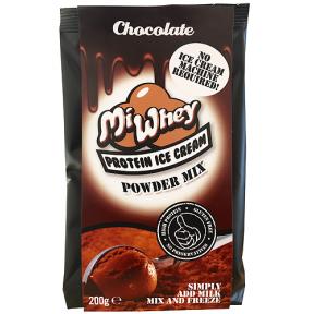 Glace Protéinée LowCarb MiWhey Chocolat 200 g