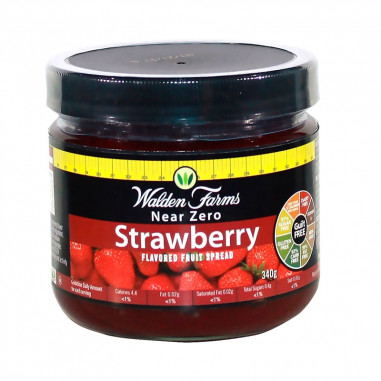 Walden Farms Apricot Fruit Spread, 340 g