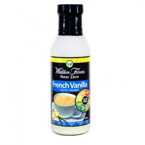 Crema para Café sabor Vainilla Walden Farms 355 ml