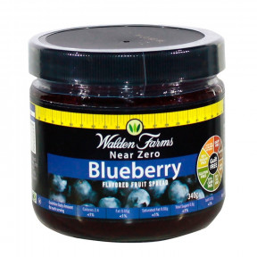 Walden Farms Blueberry Fruit Spread, 340 g