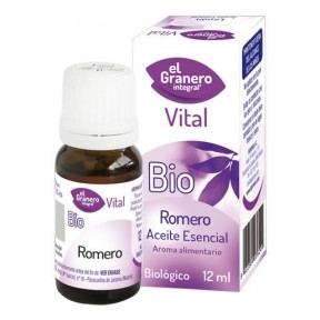 Rosemary Essential Oil, 12ml