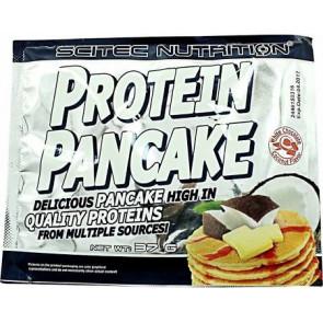 Protein Pancake Scitec Nutrition - Chocolate blanco y coco monodosis 37 g
