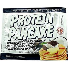 Protein Pancake Scitec Nutrition - Coco Chocolate Branco monodose 37 g