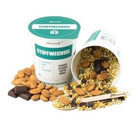 Locarb Almond Chocolate Muesli Cereals 90 g Fitmeals