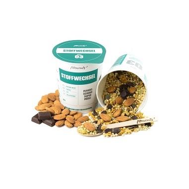 Cerais Locarb com Amêndoa Chocolate e Muesli 90 g Fitmeals