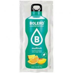 Boissons Bolero goût Multivitaminé 9 g