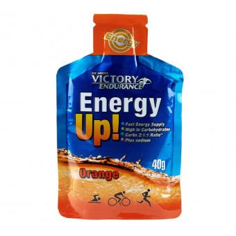 Energy Up! Gel 40g Victory Endurance Naranja
