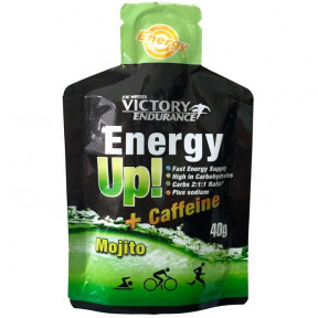 Energy Up! + Cafeína Gel 40g Victory Endurance Mojito