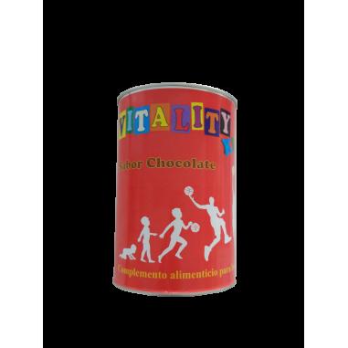Vitality Kids Calcium Caseinate Protein Chocolate Flavor 500 g