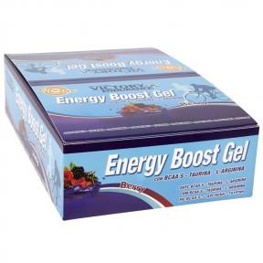 Caja 24 x 42g Energy Boost Gel Bayas Victory Endurance