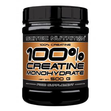 100% Creatine Monohydrate 500g Scitec Nutrition