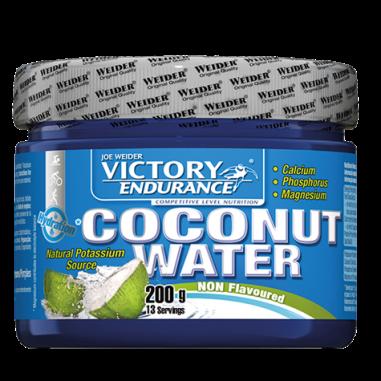 Agua de Coco 200 g Sabor Neutro Victory Endurance