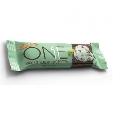 Barre Oh Yeah! ONE goût Menthe au Pépites de chocolat 60 g