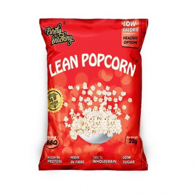 Lean Popcorn (Palomitas Proteinadas) Nachos con Queso 23 g Purely Snacking
